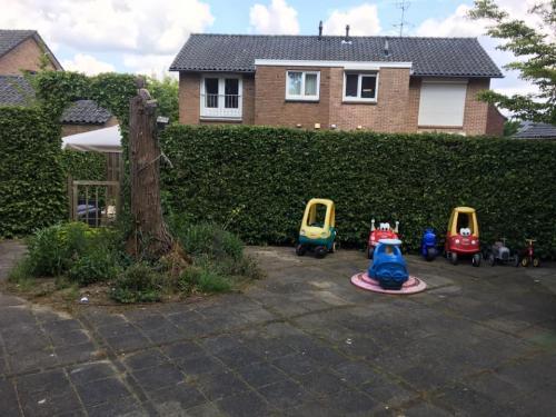 Boven tuin - buitenbox